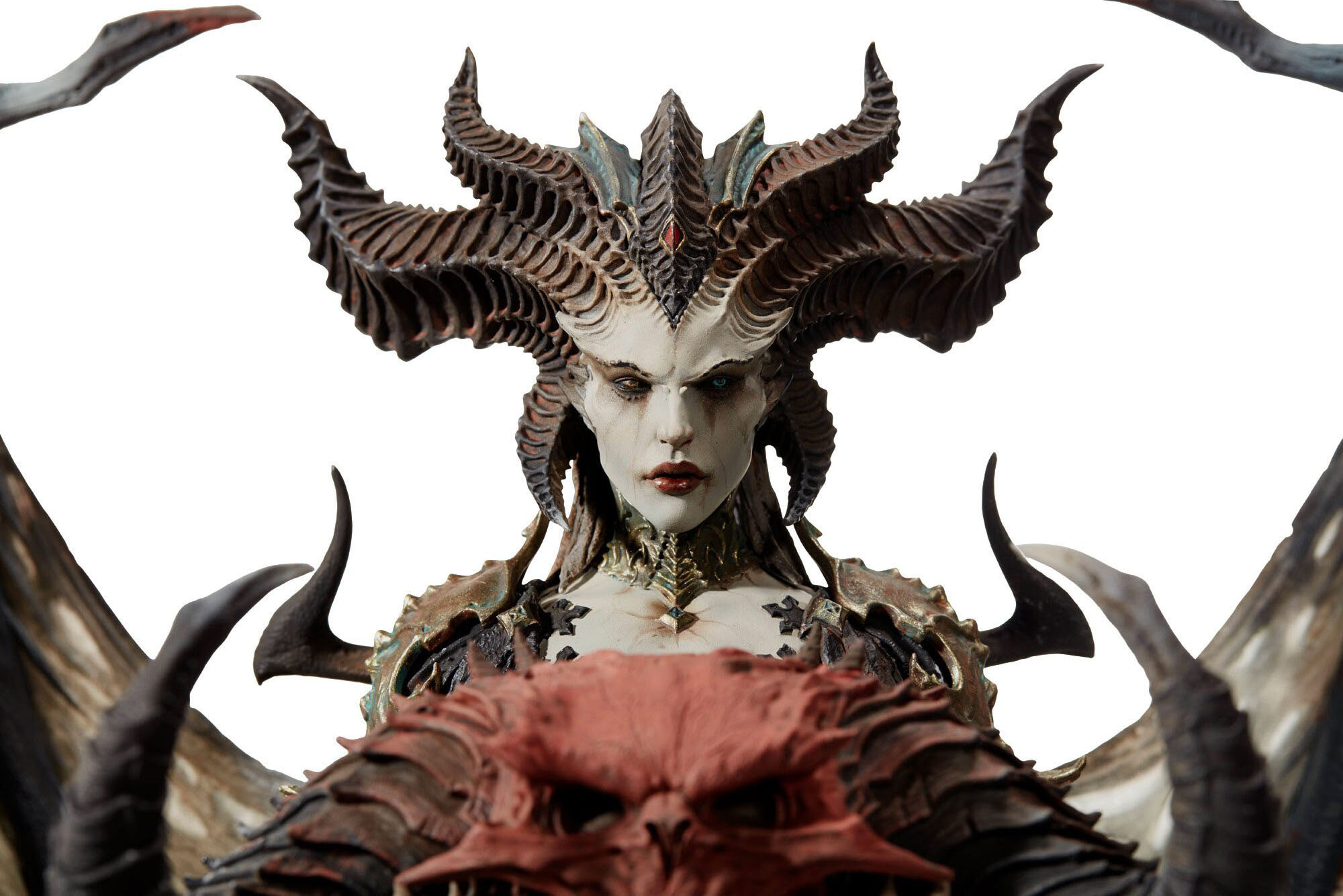 """""""Diablo IV"""" Lilith Has Arrived in New Premium Statue from Blizzard"""