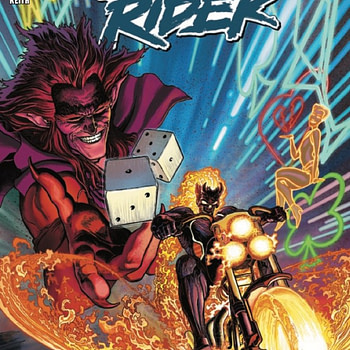 Ghost Rider #3 [Preview]