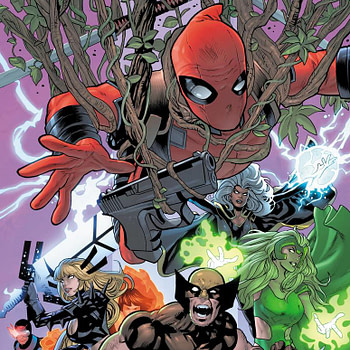 Deadpool Invades Krakoa in April