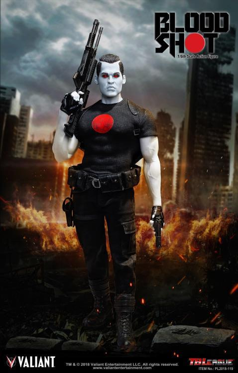 Bloodshot 1:6 Scale Figure 4