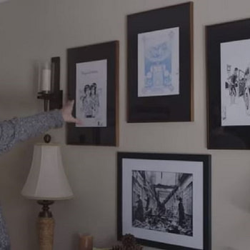 """'NOS4A2': Author Joe Hill Takes Us On a """"Show & Tell"""" Tour of His Favorite Memorabilia [VIDEO]"""