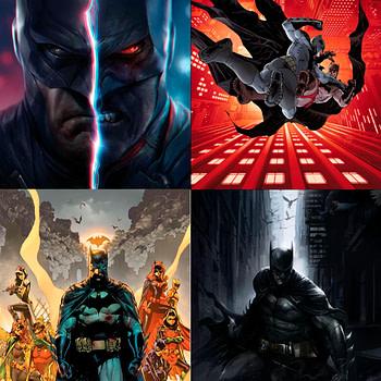 Tom King's Final Issues Of Batman in December