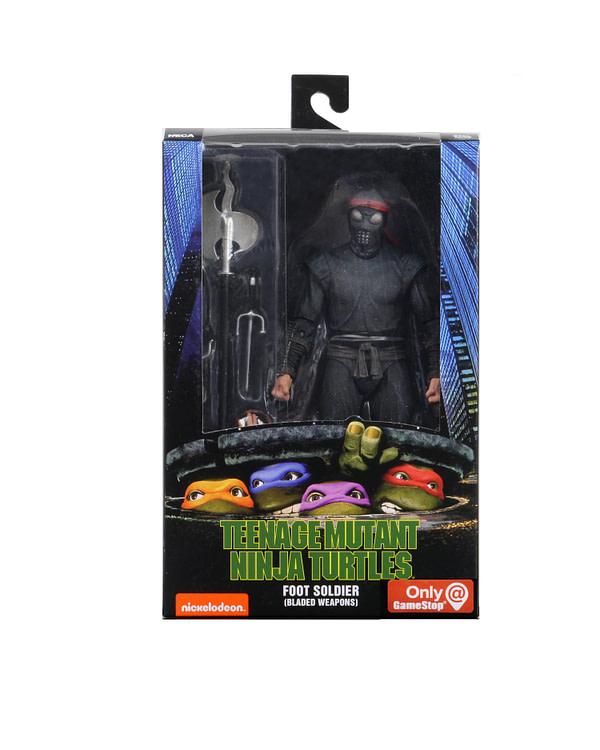 TMNT NECA Reveals Galore: New Two-Packs, 1990 Film Figure Packaging