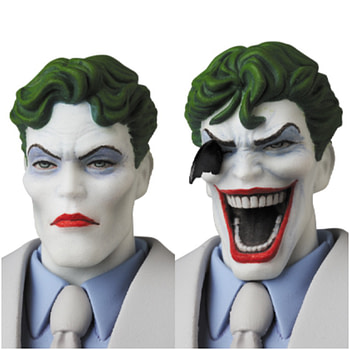 Joker Returns for Once Last Laugh With Dark Knight Returns MAFEX