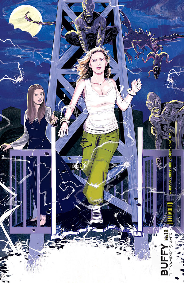 Buffy the Vampire Slayer #10 [Preview]