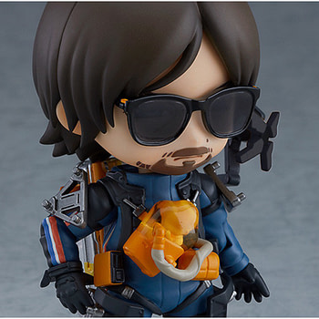 """Death Stranding"" Gets a Nendoroid from Good Smile Company"