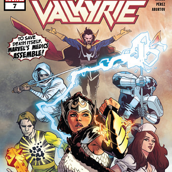 "REVIEW: Valkyrie Jane Foster #7 -- ""Makes The Core Conflict Seem Super Contrived"""