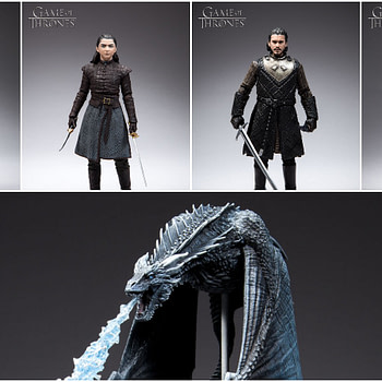 McFarlane Toys Game of Thrones Collage