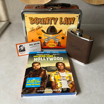 "Review: ""Once Upon A Time In Hollywood"" Fan Club Edition"