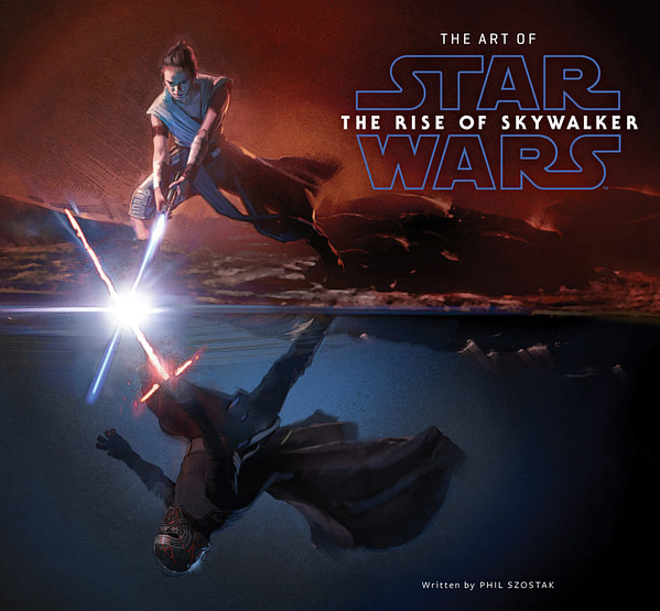 22 'Star Wars' Books Leading up to 'Rise of Skywalker' Are Coming!!