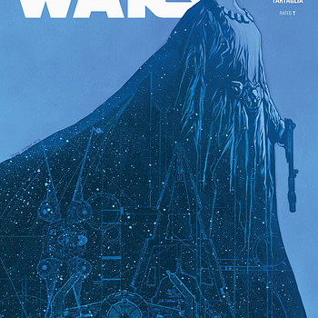 Star Wars #50 cover by Travis Charest
