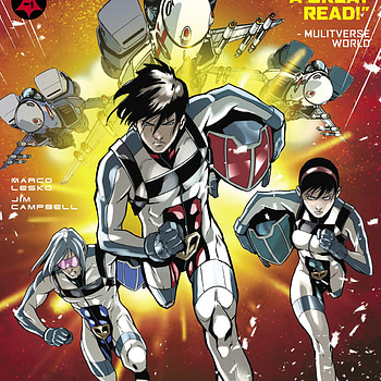 'Robotech' #20 Sets the Stage for All New Storyline