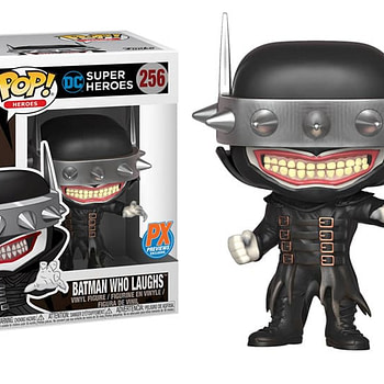 Funko Batman Who Laughs Pop