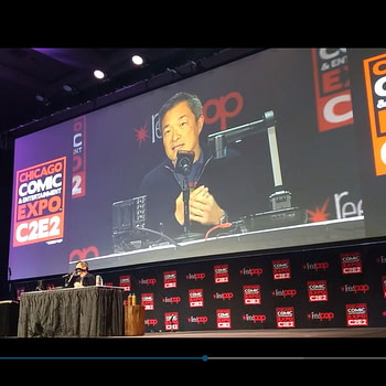 "Jim Lee - Not ""Ageing Up Characters or Shuffling Them Off"" For 5G"