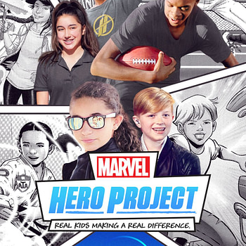 Marvel Hero Project Key Art