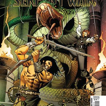 Conan: Serpent War #2 [Preview]