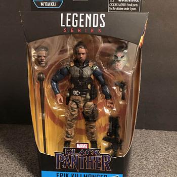 Black Panther Marvel Legends 7