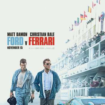 """Ford v Ferarri"" Review: One of the Best Movies of the Year"