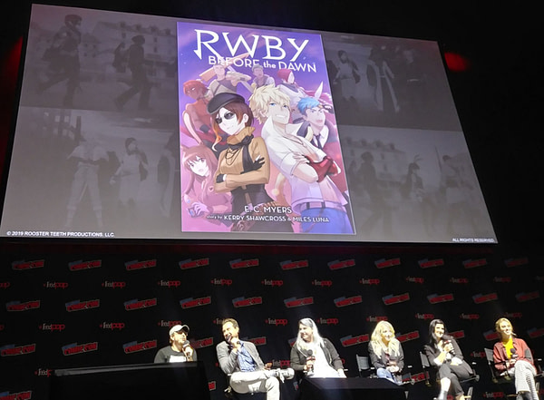 NYCC Presents: Rooster Teeth's RWBY Vol. 7