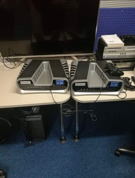 Someone Finally Leaked A PS5 Dev Kit On Social Media