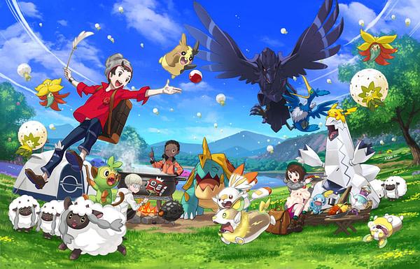 """Pokémon Sword & Shield"" Sales Surpass Six Million Units Worldwide"