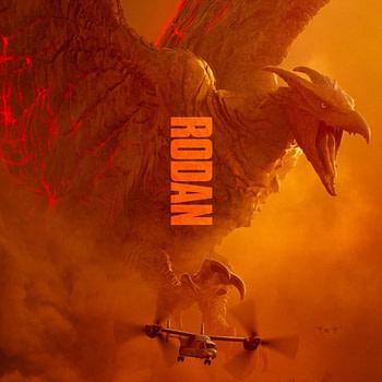 Wanna Hear Bear McCreary's Rodan Theme from 'Godzilla: King of the Monsters'?