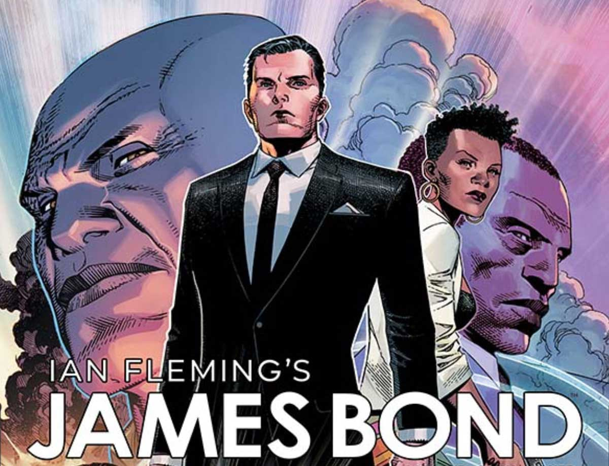 REVIEW: James Bond #1