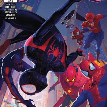 Spider-Verse #1 [Preview]
