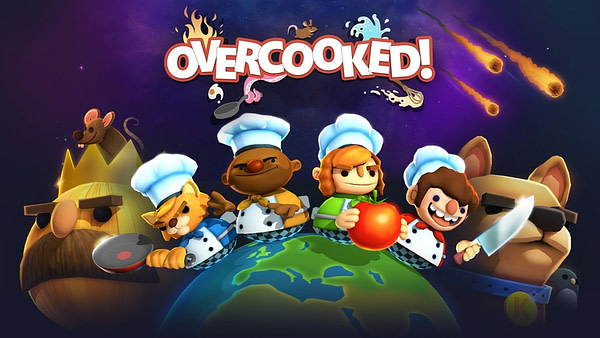 """Overcooked"" Is Now Free On The Epic Games Store"