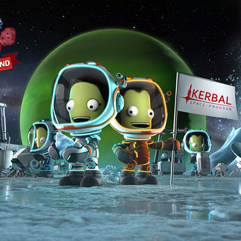 "The ""Kerbal Space Program"" Breaking Ground Expansion Releases In December"