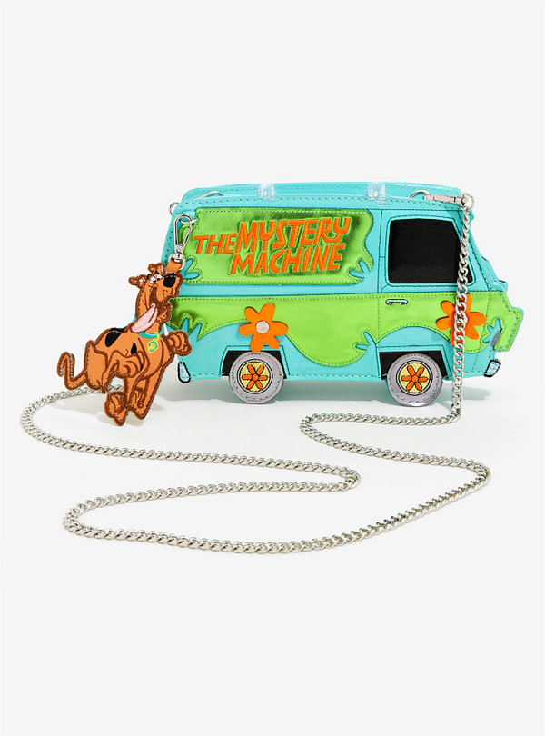 Mystery Machine Crossbody