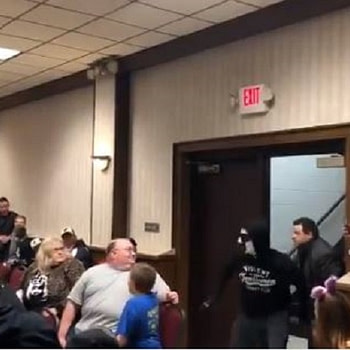 Was CM Punk Behind the Mask at MKE Wrestling Card This Weekend? [VIDEO]