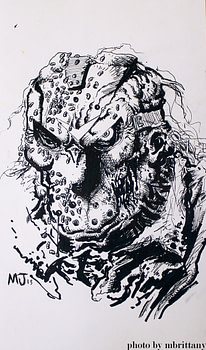Mbrittany_Jason Voorhees by Matt