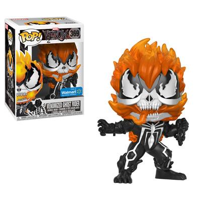 Funko Marvel Venom Ghost Rider Pop