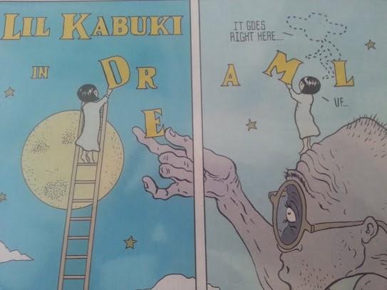 From David Mack's Little Nemo - Dream Another Dream Strip