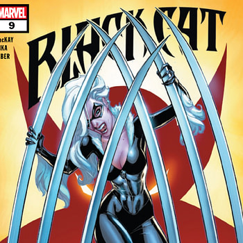 """REVIEW: Black Cat #9 -- """"Another Fascinating, Entertaining Adventure"""""""