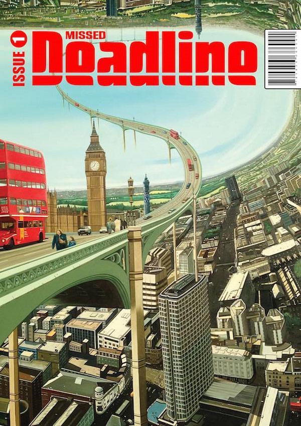 The Return Of Deadline Magazine - Again