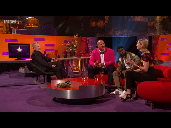Doctor Who Clip With Stephen Fry Airs On Graham Norton