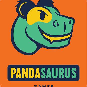 Pandasaurus Games Updates Their Company Logo & Style
