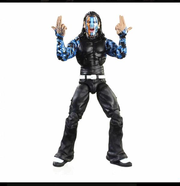 Mattel WWE Elite 67 Jeff Hardy 1