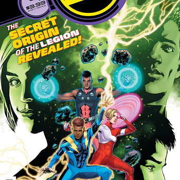 Legion of Super-Heroes #4 [Preview]