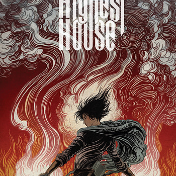 Highest House #6 cover by Yuko Shimizu