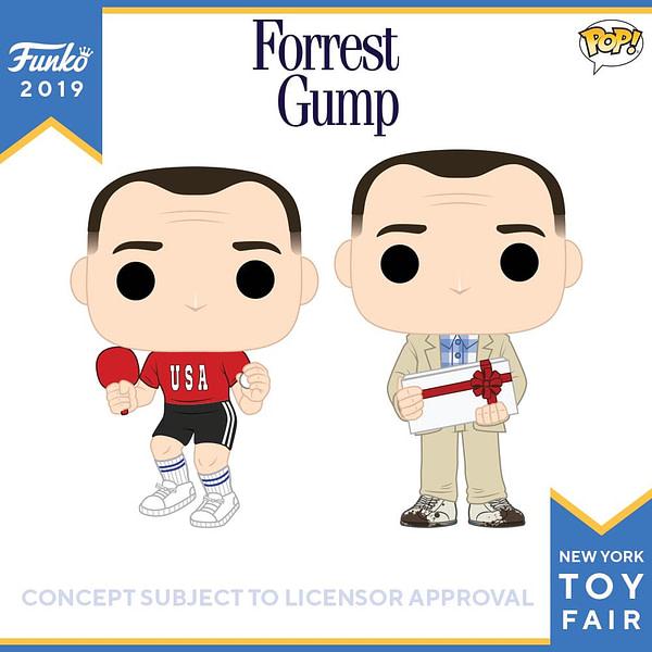 Funko New York Toy Fair Forrest Gump