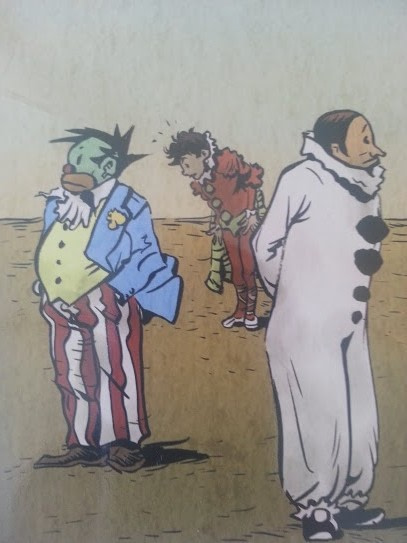 From Paul Pope's Little Nemo - Dream Another Dream Strip