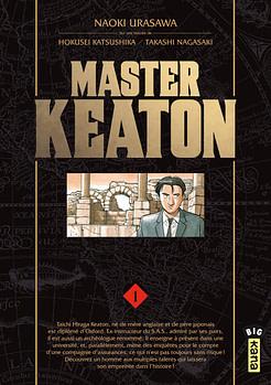 master-keaton-manga-volume-1-deluxe