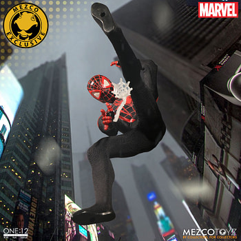 Mezco One12 Collective Miles Morales