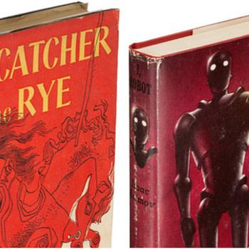 heritage auctions rare books