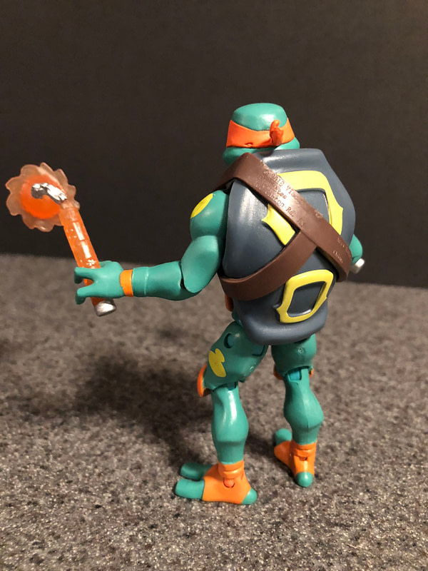 Rise of the TMNT Playmates Figures 17