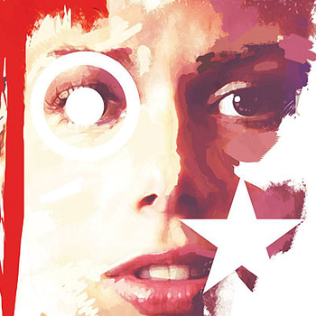 Black Widow Tales of Suspense #103 cover by Andrea Sorrentino