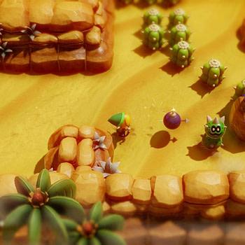 """The Legend of Zelda: Link's Awakening"" is Simple but Brutal"
